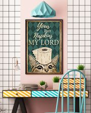 Cat My Lord 16x24 Poster lifestyle-poster-6
