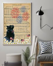 Black Cat American The Beautiful 16x24 Poster lifestyle-poster-1