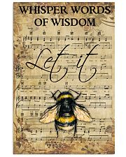 Hippie Bee Song 11x17 Poster front