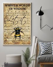 Hippie Bee Song 11x17 Poster lifestyle-poster-1