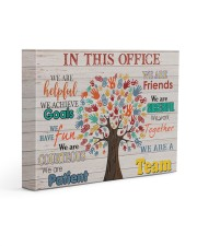 In This Office Gallery Wrapped Canvas Prints tile