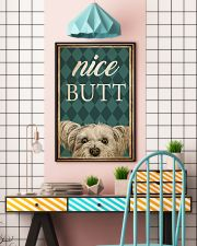 Yorkshire Terrier Nice Butt 11x17 Poster lifestyle-poster-6