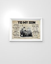 Fishing To My Son Poster 24x16 Poster poster-landscape-24x16-lifestyle-02