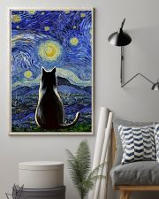 Cat VG Art 16x24 Poster lifestyle-poster-1