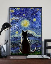 Cat VG Art 16x24 Poster lifestyle-poster-2