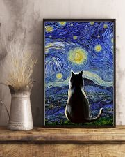 Cat VG Art 16x24 Poster lifestyle-poster-3
