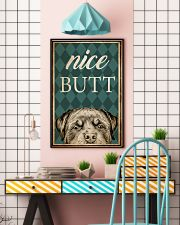 Rottweiler Nice Butt 11x17 Poster lifestyle-poster-6