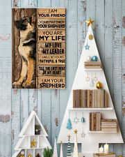 German Shepherd I Am Your Friend Poster 16x24 Poster lifestyle-holiday-poster-2
