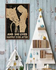 Horse And She Lived Happily Ever After 11x17 Poster lifestyle-holiday-poster-2