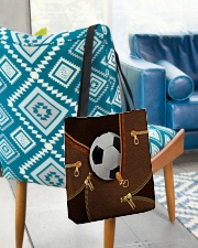 Soccer Beauty Totebag All-over Tote aos-all-over-tote-lifestyle-front-01