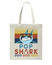Pop Shark Doo Doo Doo Tote Bag tile