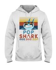 Pop Shark Doo Doo Doo Hooded Sweatshirt tile