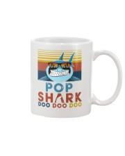 Pop Shark Doo Doo Doo Mug tile