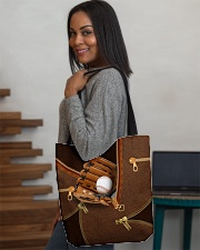 Baseball Beauty Totebag All-over Tote aos-all-over-tote-lifestyle-front-08