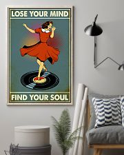 Music Lose Your Mind Find Your Soul Poster 11x17 Poster lifestyle-poster-1