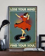 Music Lose Your Mind Find Your Soul Poster 11x17 Poster lifestyle-poster-2