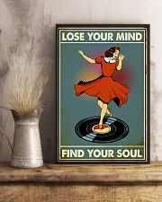 Music Lose Your Mind Find Your Soul Poster 11x17 Poster lifestyle-poster-3
