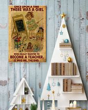 Teacher Once Upon A Time  Poster 11x17 Poster lifestyle-holiday-poster-2