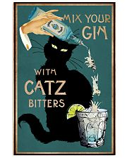 Cat Mix Your Gin Poster 16x24 Poster front