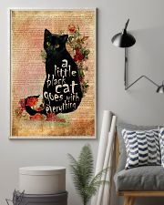 A Little Cat Goes With Everything 16x24 Poster lifestyle-poster-1