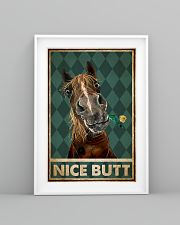 Horse Nice Butt Poster 11x17 Poster lifestyle-poster-5