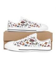 Mushroom Shoes Women's Low Top White Shoes thumbnail