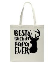 Best Bucking Papa Tote Bag tile