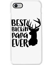 Best Bucking Papa Phone Case tile