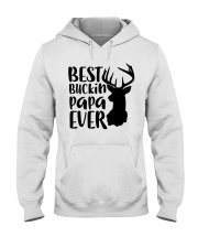 Best Bucking Papa Hooded Sweatshirt tile