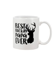 Best Bucking Papa Mug front