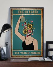 Gardening Be Kind To Your Mind 11x17 Poster lifestyle-poster-2