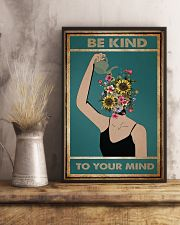 Gardening Be Kind To Your Mind 11x17 Poster lifestyle-poster-3