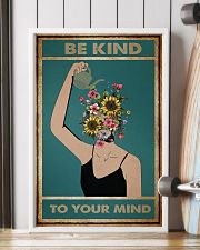 Gardening Be Kind To Your Mind 11x17 Poster lifestyle-poster-4
