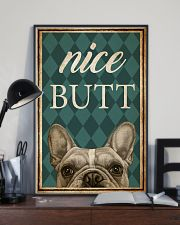 French Bulldog Nice Butt 11x17 Poster lifestyle-poster-2