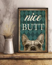 French Bulldog Nice Butt 11x17 Poster lifestyle-poster-3