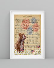 Pit Bull American The Beautiful 11x17 Poster lifestyle-poster-5