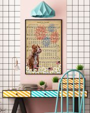 Pit Bull American The Beautiful 11x17 Poster lifestyle-poster-6