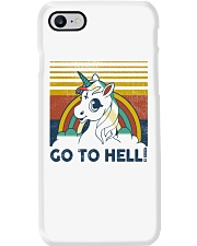 Go To Hell Phone Case tile