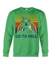 Go To Hell Crewneck Sweatshirt tile