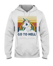 Go To Hell Hooded Sweatshirt tile
