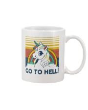 Go To Hell Mug tile
