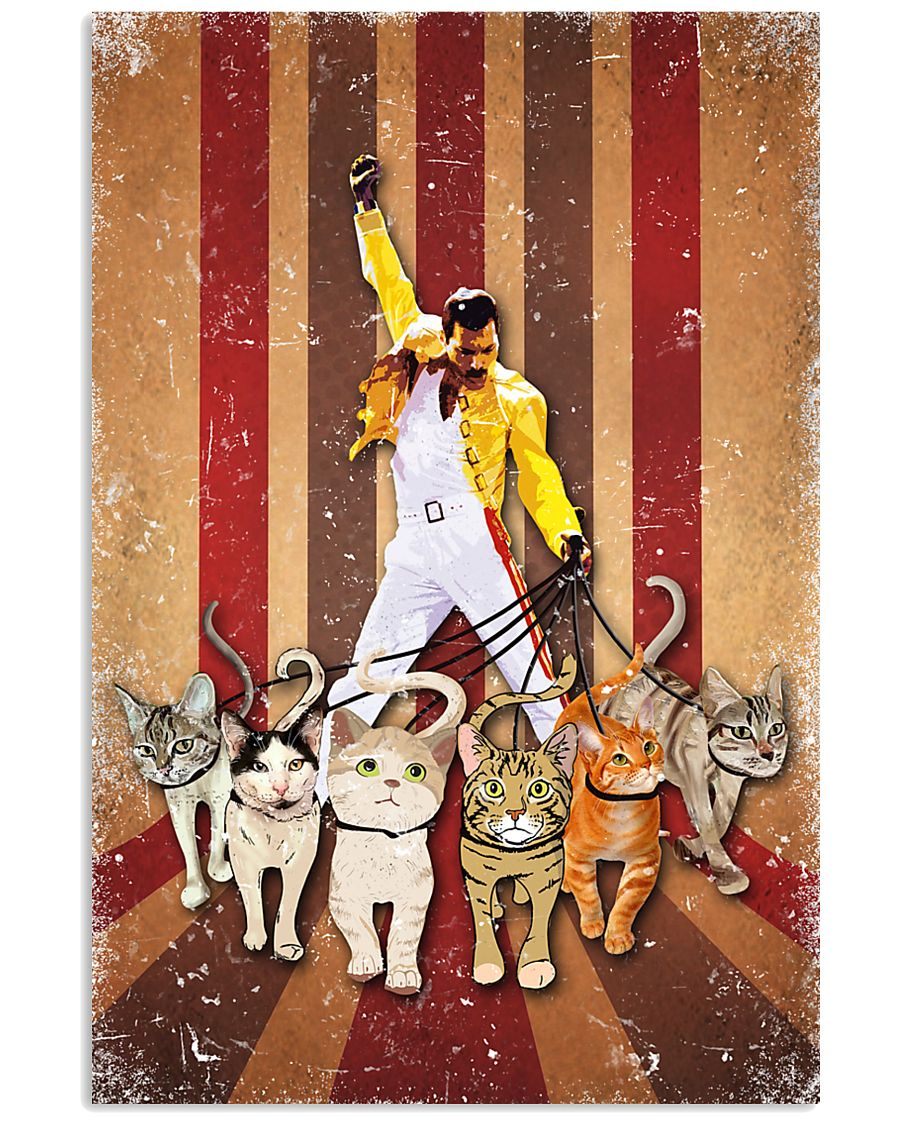 Cat Legend Poster 16x24 Poster