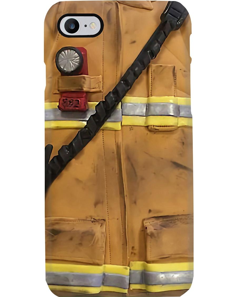 Firefighter Uniform Phone Case