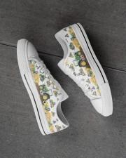 Tracktor Shoe Men's Low Top White Shoes aos-complex-men-white-high-low-shoes-lifestyle-inside-left-outside-left-01