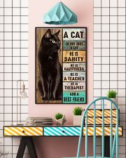 A Cat Is Not Just A Cat 16x24 Poster lifestyle-poster-6