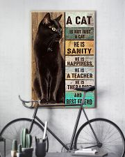 A Cat Is Not Just A Cat 16x24 Poster lifestyle-poster-7