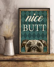Pitbull Nice Butt 11x17 Poster lifestyle-poster-3