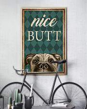 Pitbull Nice Butt 11x17 Poster lifestyle-poster-7