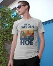 Gardening Im A Garden Hoe Classic T-Shirt apparel-classic-tshirt-lifestyle-17