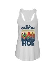 Gardening Im A Garden Hoe Ladies Flowy Tank tile